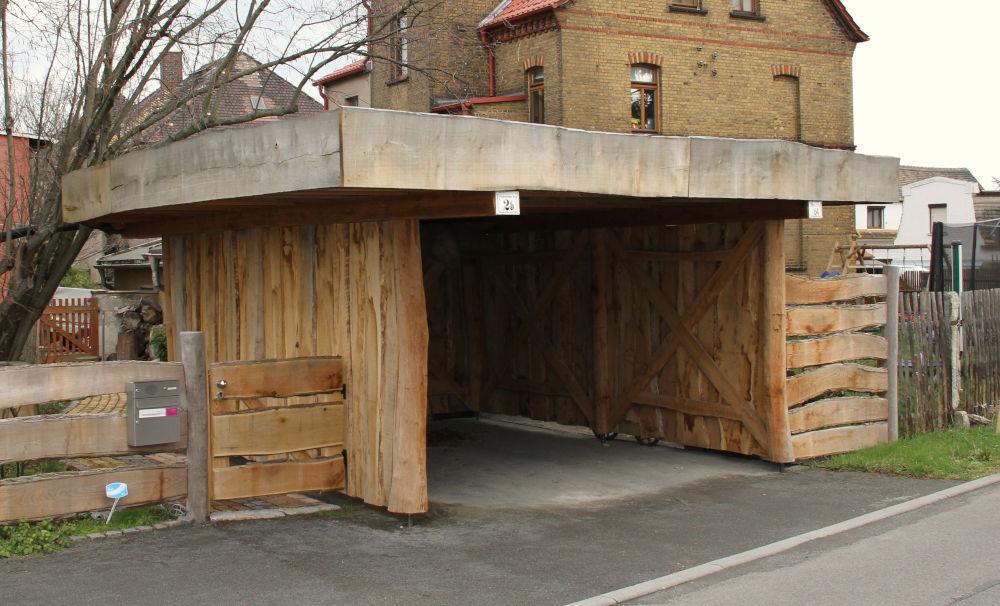 individueller carport