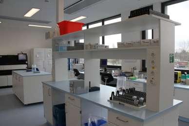 Laboreinrichtung